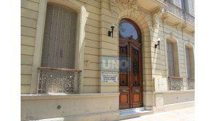 Justicia. El tribunal de la Cámara de Apelaciones avaló la decisión del rector de la Universidad.  Foto UNO/Diego Arias