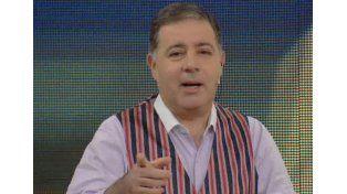 Fabián Doman suena para un cargo en el gobierno de Macri
