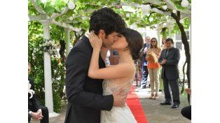 El casamiento del año en Esperanza mía