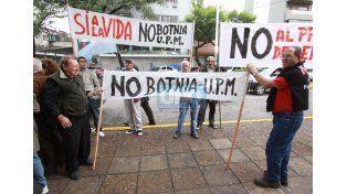 Agenda. Los temas ambientales generan mayor interés.   Foto UNO/Juan Ignacio Pereira