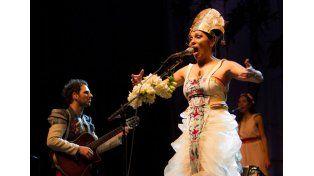 Mixtura. Tonolec combina la música de los pueblos originarios con los sonidos electrónicos.