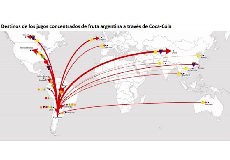 Coca-Cola compra a las economías regionales por 245 millones de dólares