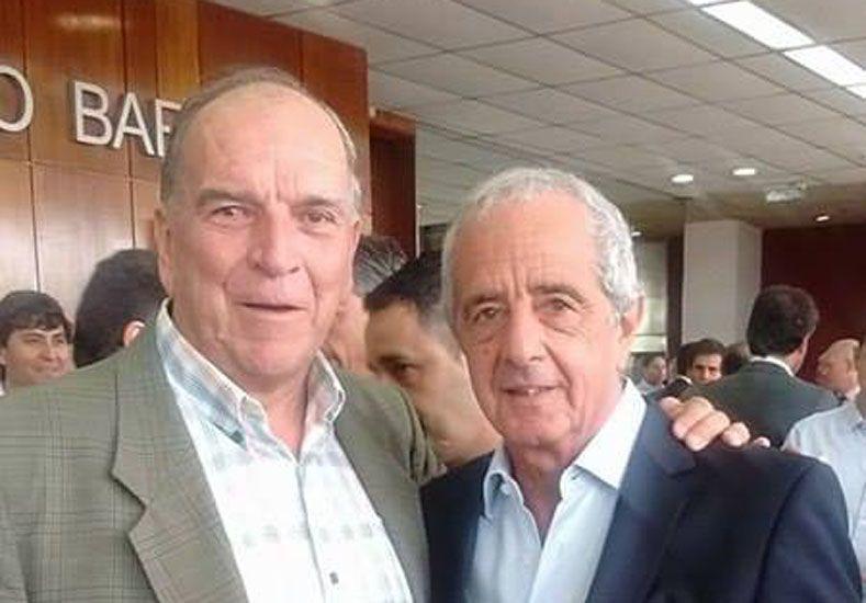 Liga Paranaense: Julio Goyeneche se reunió con Marcelo Tinelli