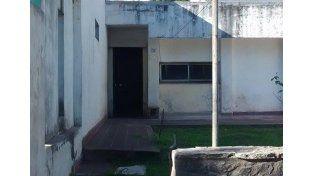 La vivienda está ubicada en calle Belgrano. (Foto: FM Libertad)
