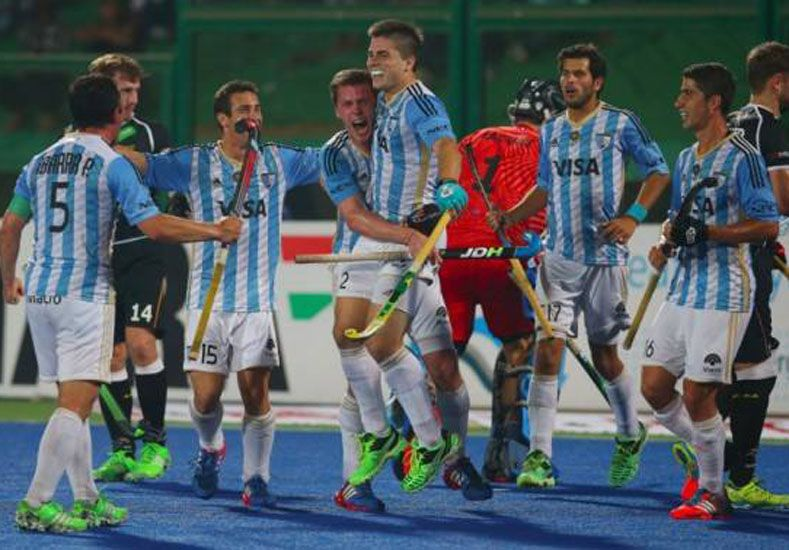 Los Leones se metieron en cuartos de finales