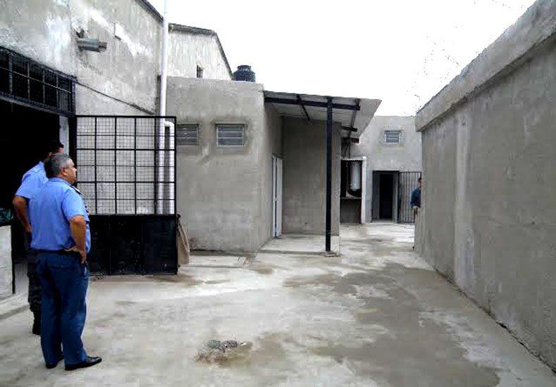 Se inauguró un nuevo pabellón en la Unidad Penal 1 de Paraná