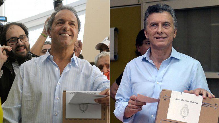 Escrutinio definitivo: ya se sabe cuál fue la diferencia entre Mauricio Macri y Daniel Scioli
