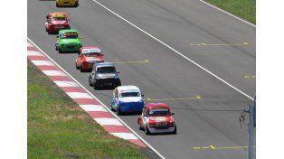 El TC 850 entregó una nueva carrera vibrante que tuvo su definición en los últimos metros. Foto Gentileza/pruebaespecial.com