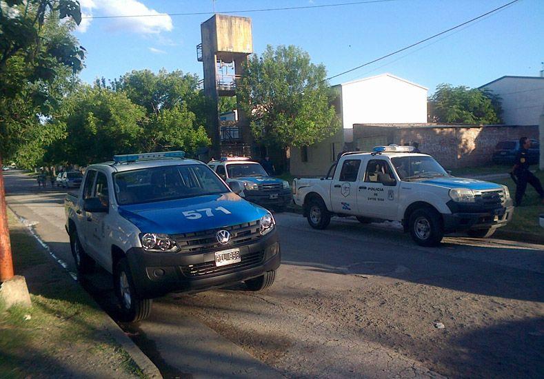 Cayó un narco del barrio Paraná XVI con cocaína y marihuana