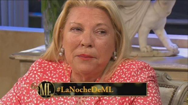Elisa Carrió: Hay personas que no sé por qué están en el gabinete de Macri
