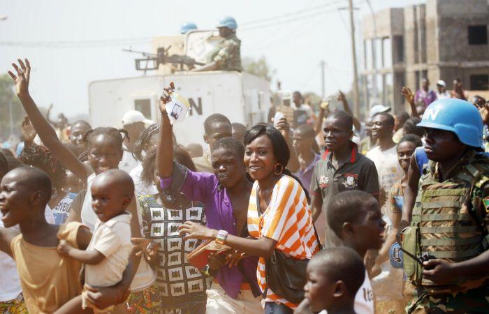 El Papa llevó un mensaje de paz a la República Centroafricana.