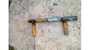 Secuestraron tumbera en vivienda de delincuente acusado de robo y amenazas