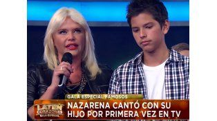 El video de Nazarena Vélez que la rompe en YouTube