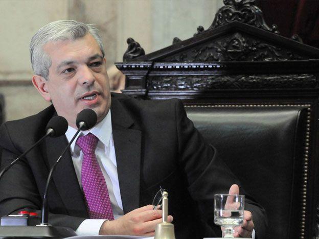 Julián Domínguez aseguró que Scioli perdió por mezquindades del Frente para la Victoria