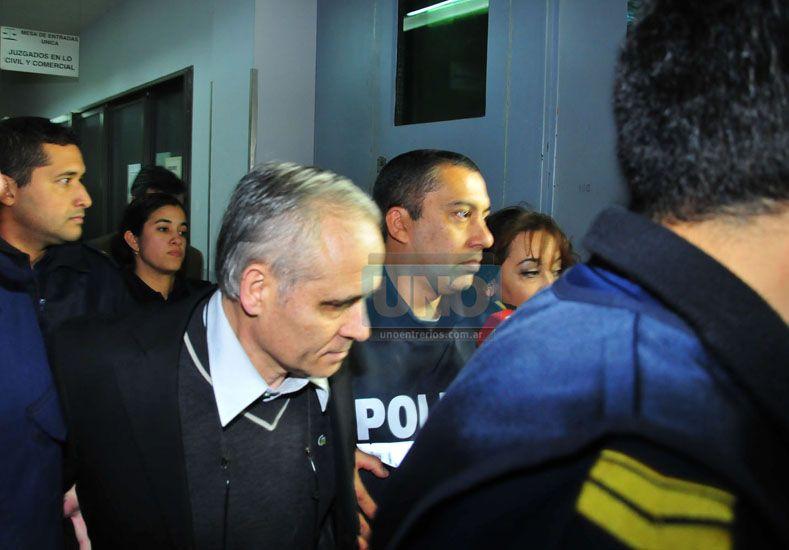 Justo José Ilarraz.  Foto UNO/Juan Manuel Hernández