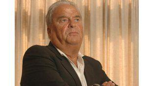 Como su Padre. Jorge Alberto Triaca fue ministro de Trabajo en los 90.
