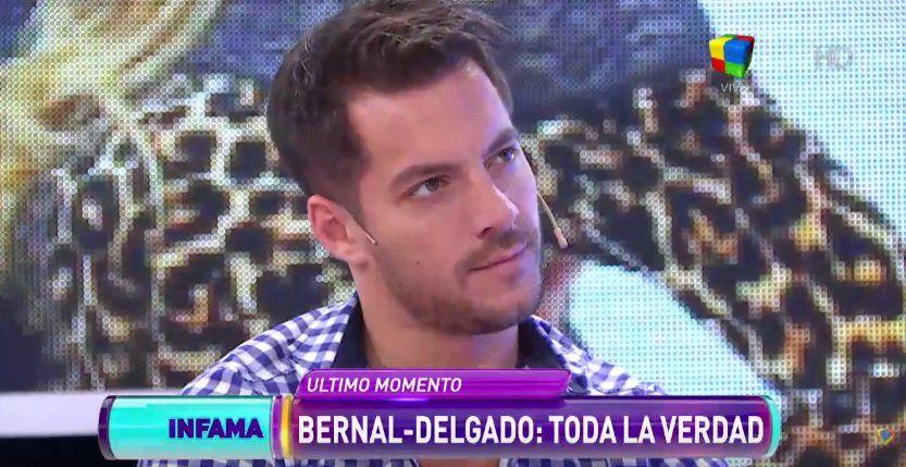 El resultado del ADN de Francisco Delgado sobre el hijo de Gisela Bernal