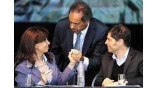 Cristina Kirchner recorrió el nuevo Centro Científico Tecnológico  de YPF en Berisso
