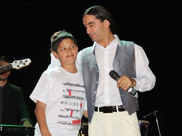 El hijo de Nazarena y Daniel Agostini se lanzó como cantante