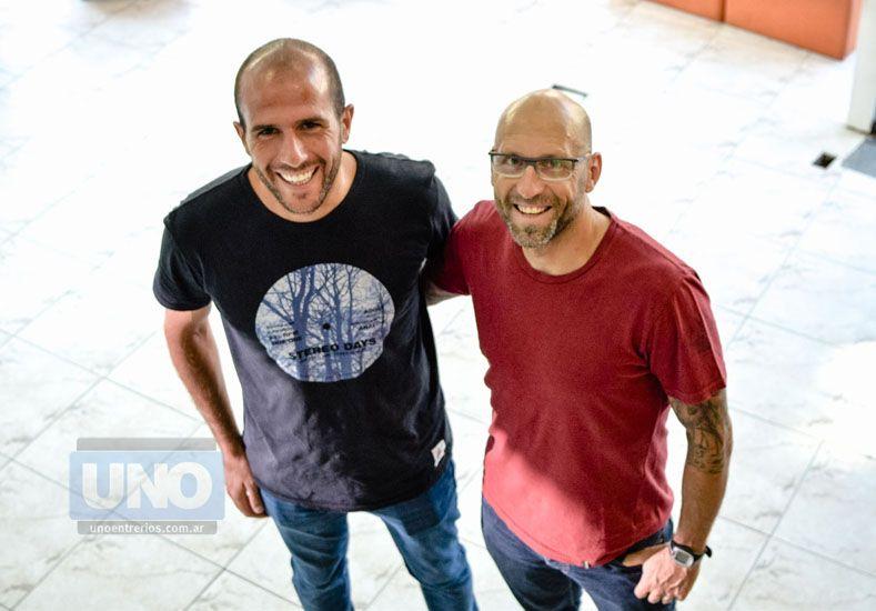 Ortenzi y Salas serán dos de los paranaenses que serán parte de esta cita tradicional en Uruguay.  Foto UNO/Mateo Oviedo