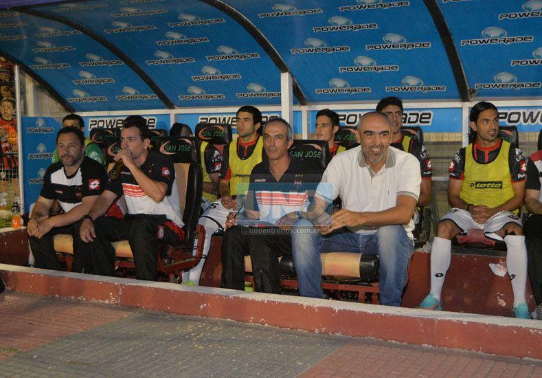 Delfino indicó que el resultado es más importante que el rendimiento.   Foto UNO/Juan Manuel Hernández