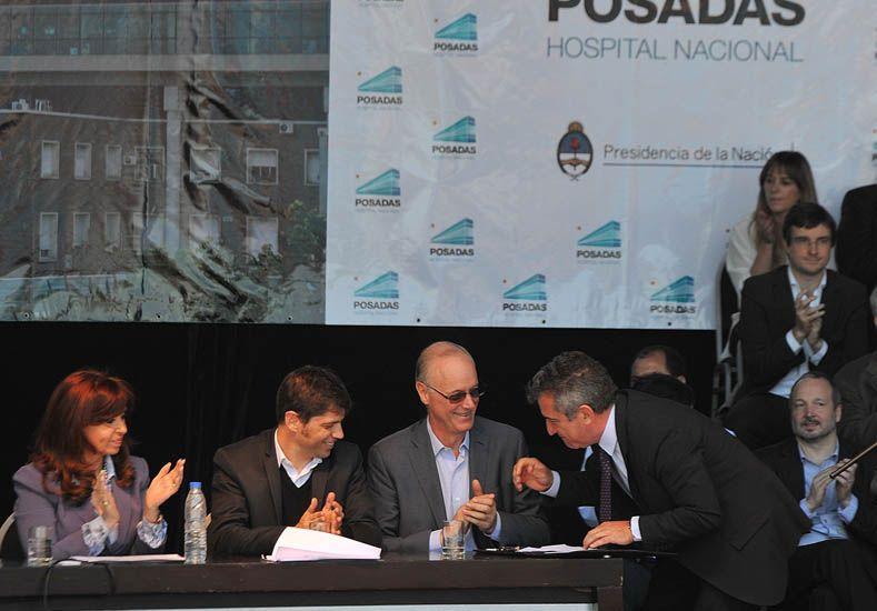 Alivio. Las perspectivas para la administración de Gustavo Bordet mejoran a partir de la negociación que abrirá el reclamo de fondos.