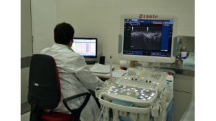 Cristina inauguró los consultorios externos y el laboratorio del hospital Teresa Ratto