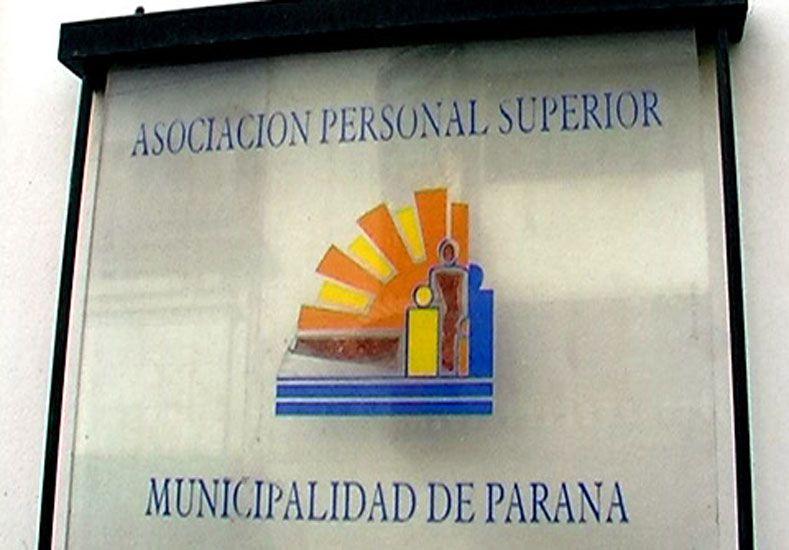No será tratado un proyecto de la Asociación del Personal Superior de la Municipalidad