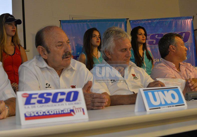 En una rueda de prensa dieron detalles de la competencia.  Foto UNO/Mateo Oviedo