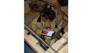 Interceptaron un barco que llevaba seis toneladas de pescado en infracción