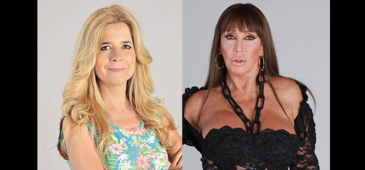 Tras la derrota de Scioli, Mercedes Ninci tildó de mufa a Moria Casán y la diva saltó a matarla en Twitter