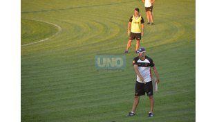 Iván Delfino decidió darle continuidad a la mayoría de los intérpretes que jugaron en Córdoba. Foto UNO/Mateo Oviedo