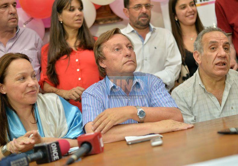 Desahogo. Sergio Varisco fue duro con el PJ entrerriano.  Foto UNO/Juan Manuel Hernández