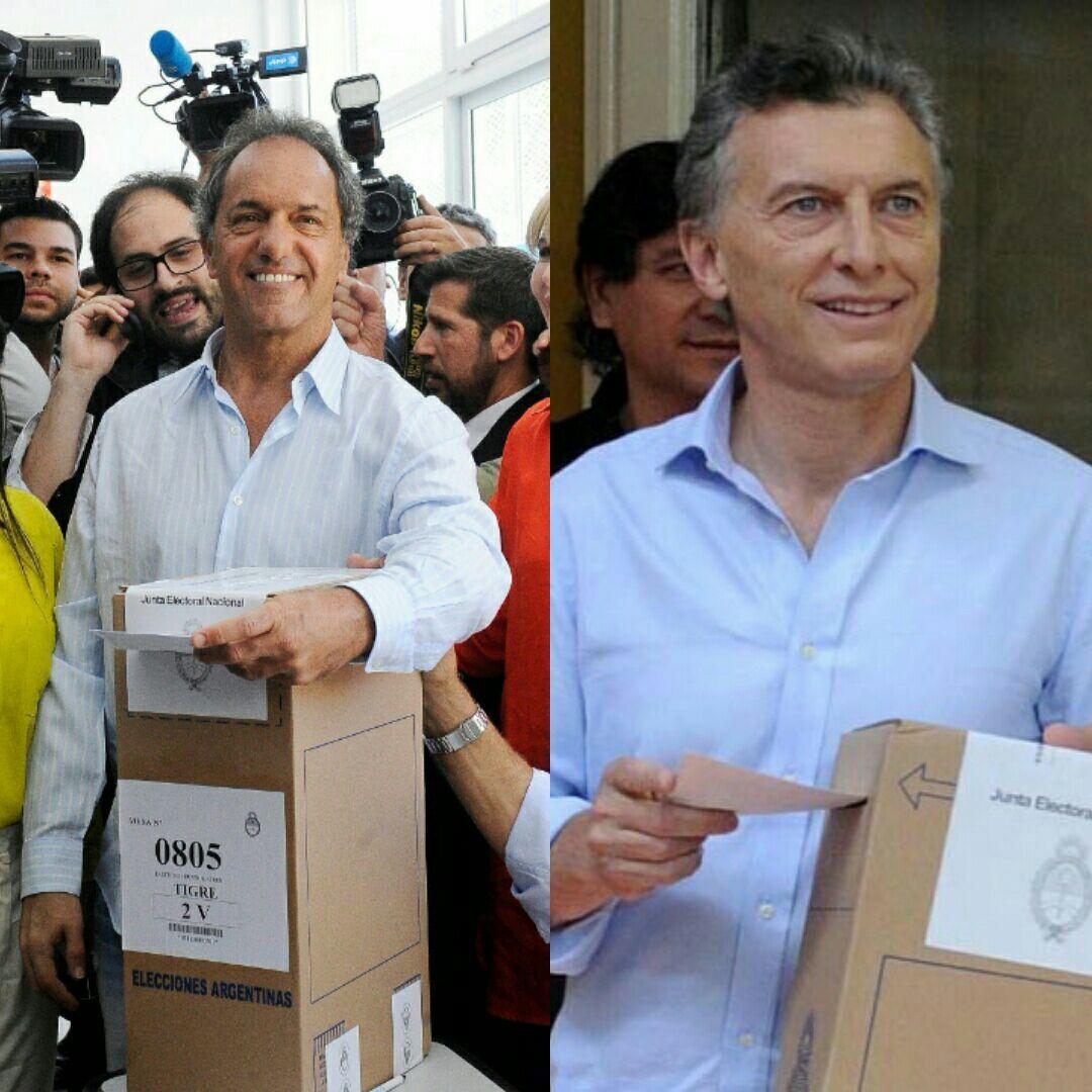 Infografía: Macri ganó en nueve distritos