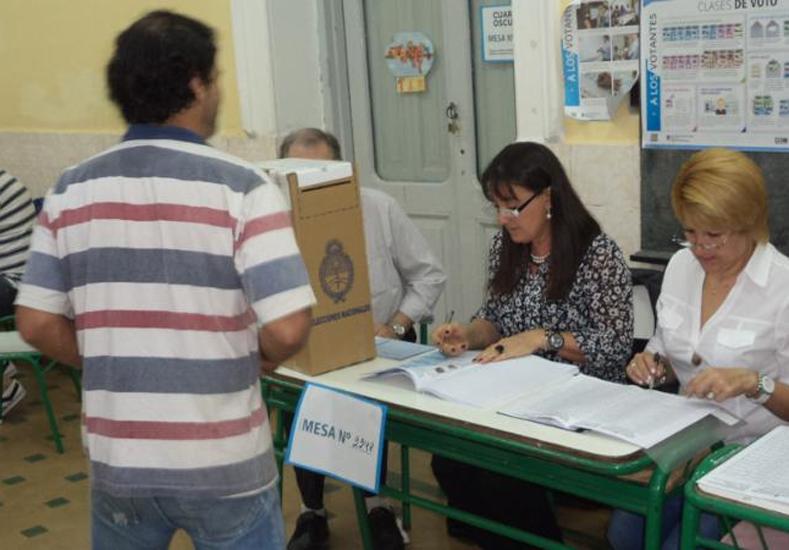 En Concordia Scioli se impuso con el 54,50% de los votos