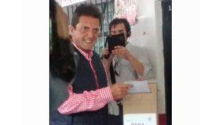 Massa: La Argentina se encamina a un cambio hacia el republicanismo