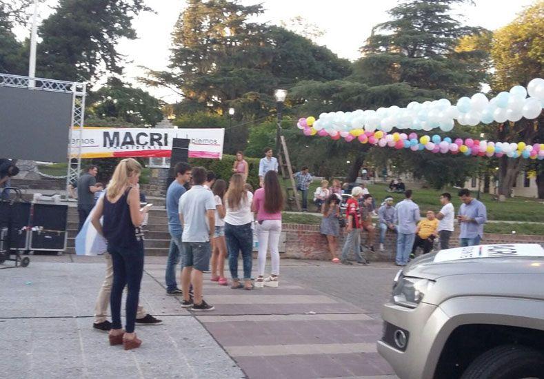 En Paraná preparan el festejo en la sede de la UCR