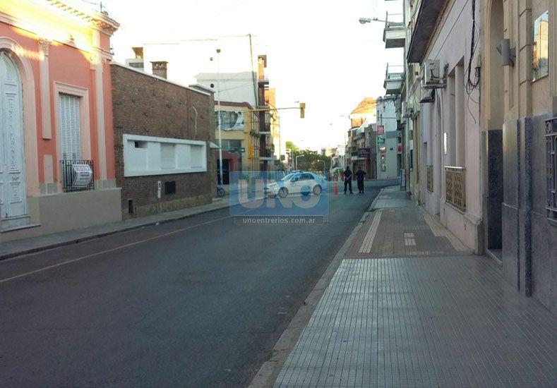 Trasladan las urnas en Paraná