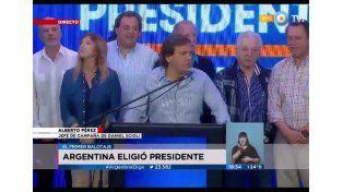 Alberto Pérez: Vamos a esperar los datos oficiales