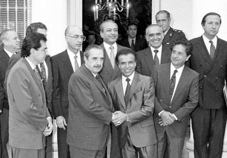 Balotaje. El sistema de segunda vuelta se incorporó a la Constitución a raíz del Pacto de Olivos