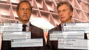 En Entre Ríos la campaña sigue en las redes sociales