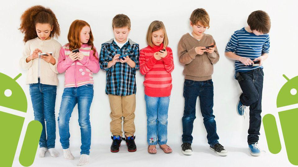 Una app que sirve para vigilar a los niños