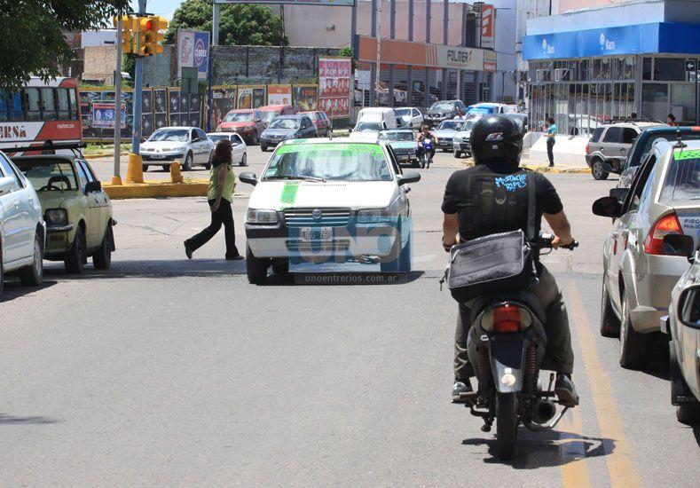 Control. En Entre Ríos todavía no es obligatoria la revisión. (Foto: UNO/Juan Ignacio Pereira)