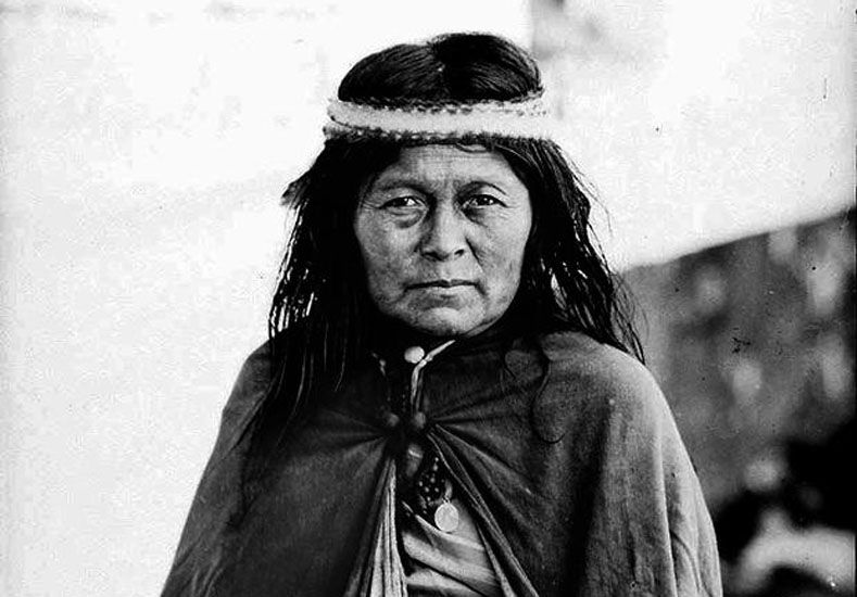 Una mujer mapuche fue sepultada 130 años después de morir