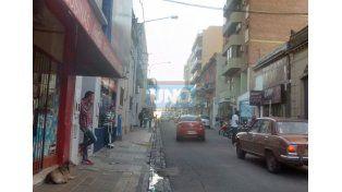Un fuerte olor a gas provocó alarma en el centro de Paraná