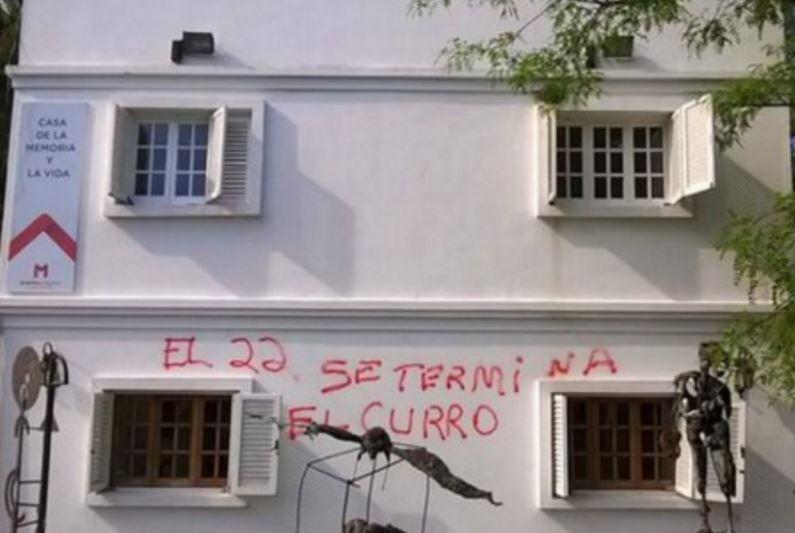 Dura advertencia en la mansión Seré y amenazas de bomba en la exESMA