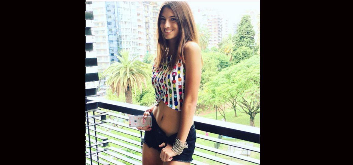 Las fotos más sensuales de Lola Latorre, la hija de Yanina y Diego