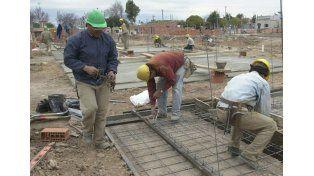 Réplicas. Las obras a través del programa permitieron un dinamismo en la construcción.  Foto Internet ilustrativa