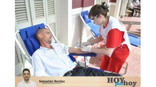 Donar sangre, un acto que hace muy bien
