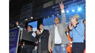 Scioli: Somos el símbolo de la justicia social y vamos a defender los logros de estos años